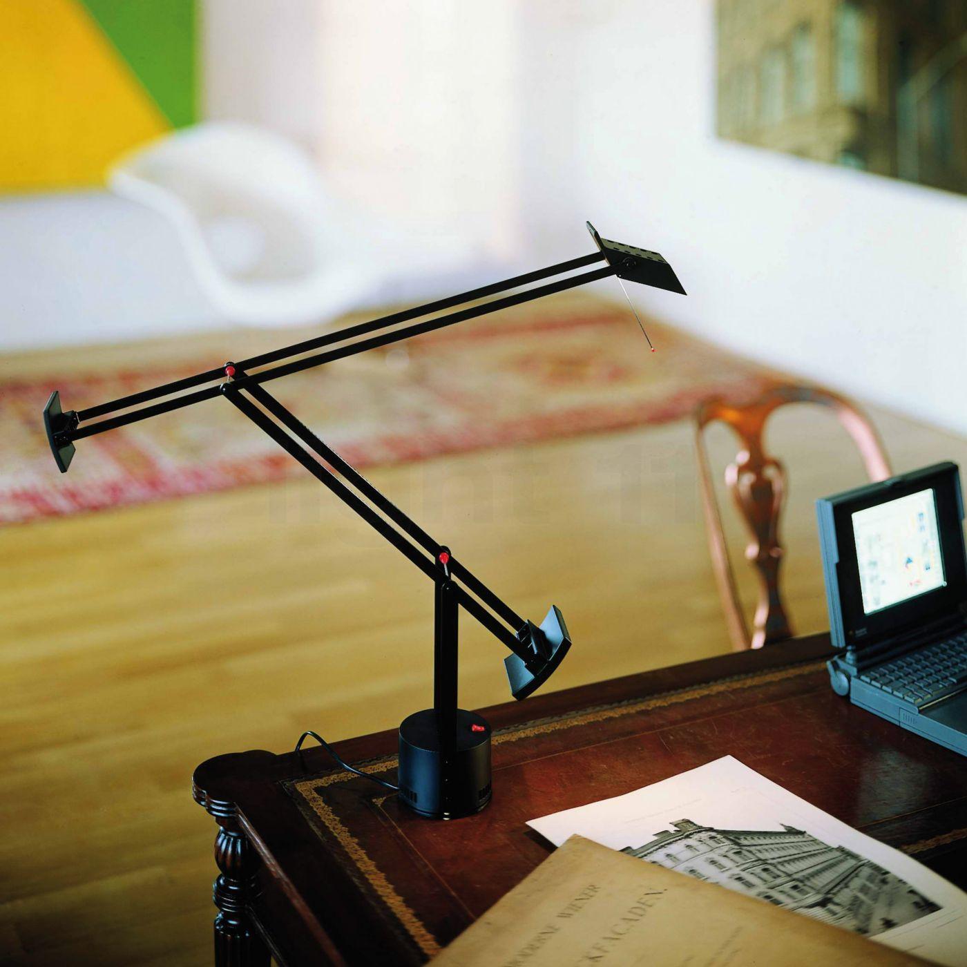 artemide tizio  workplace lamps buy at lighteu -