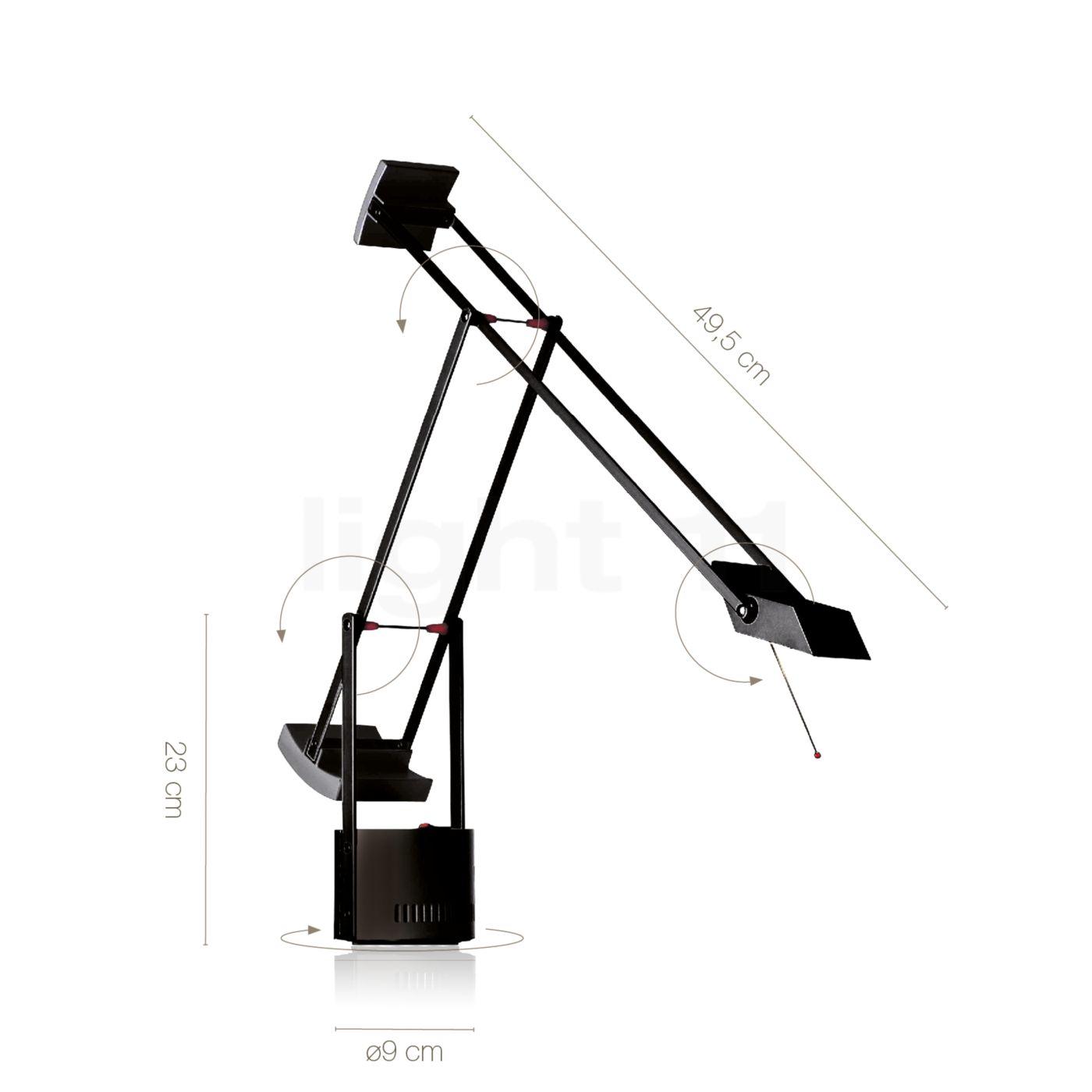 Buy Artemide Tizio Micro At Light11 Eu