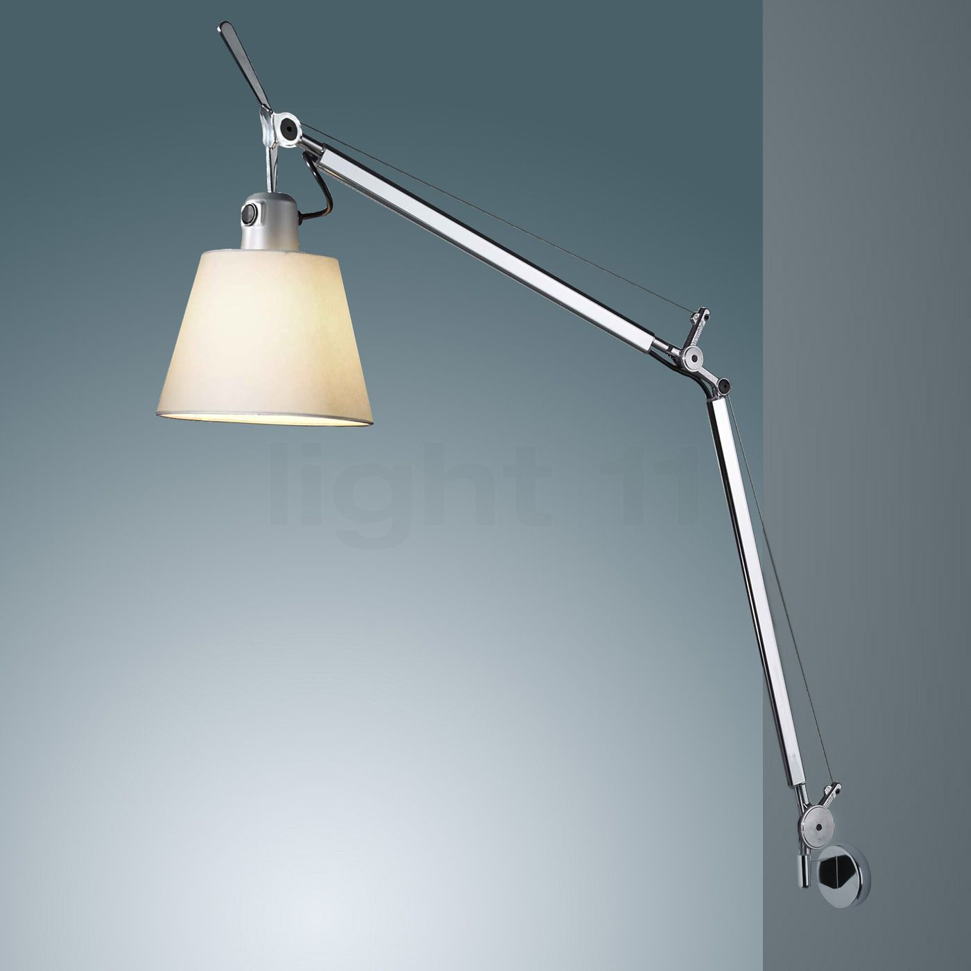 Artemide Tolomeo Basculante Parete   Light11.it