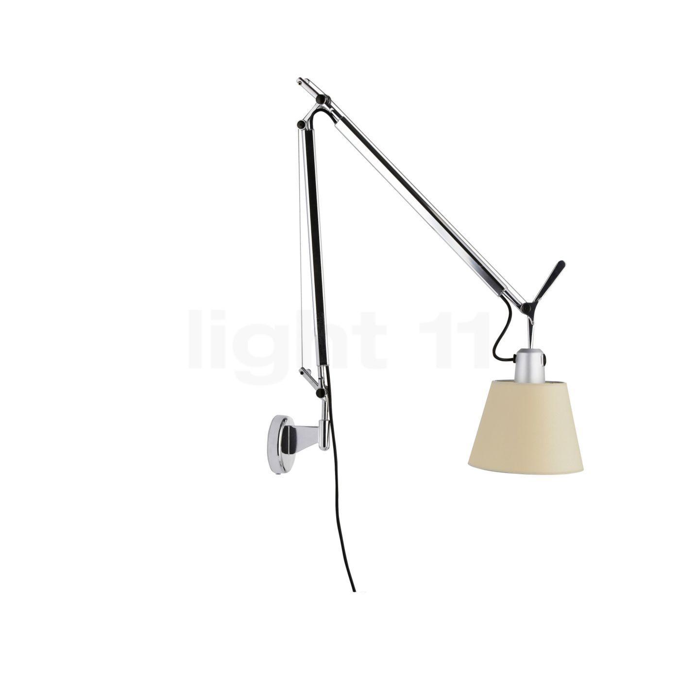 Artemide Tolomeo Basculante Parete Workplace Lamps