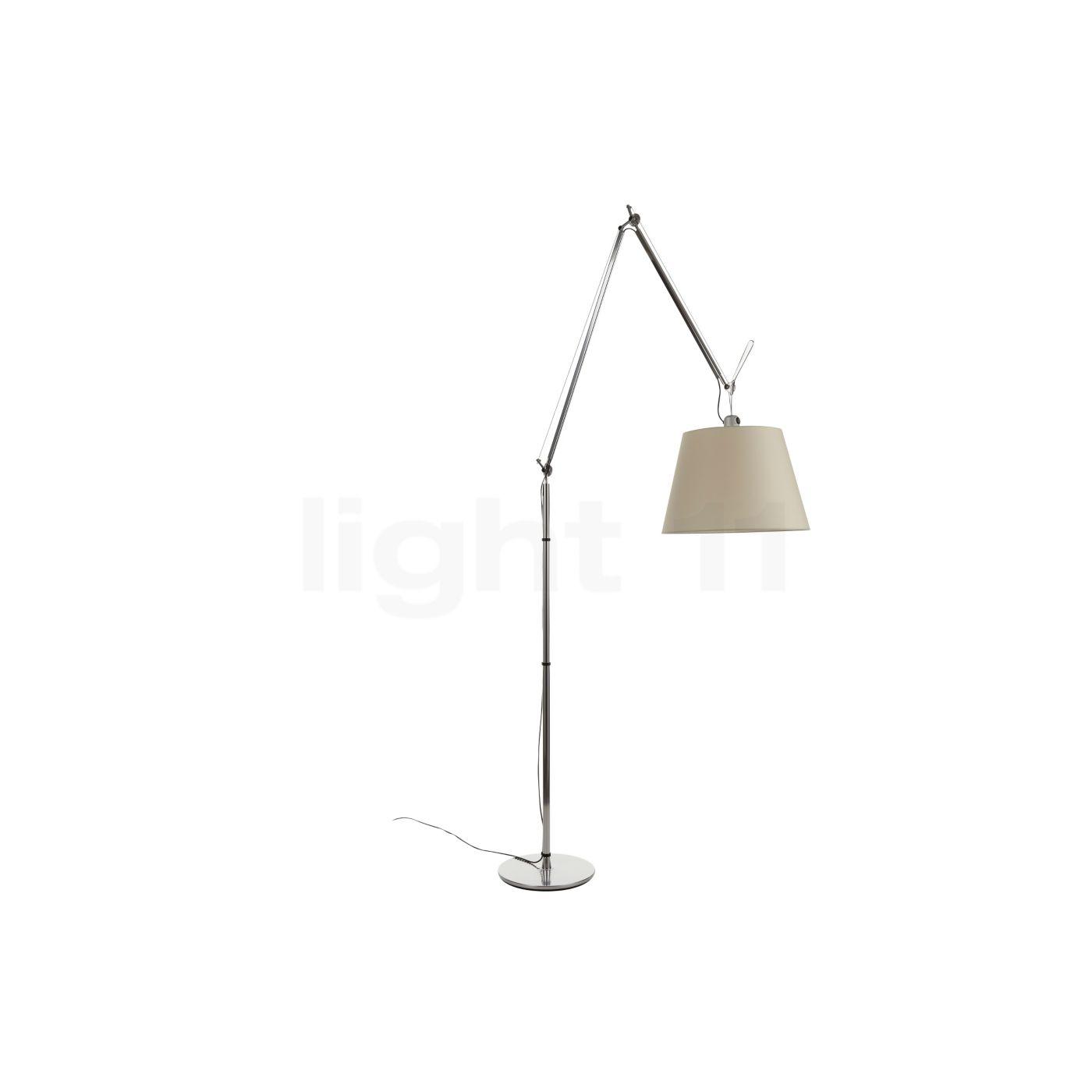 Lampe De Table A Manger Artemide Tolomeo Mega Terra Avec Variateur