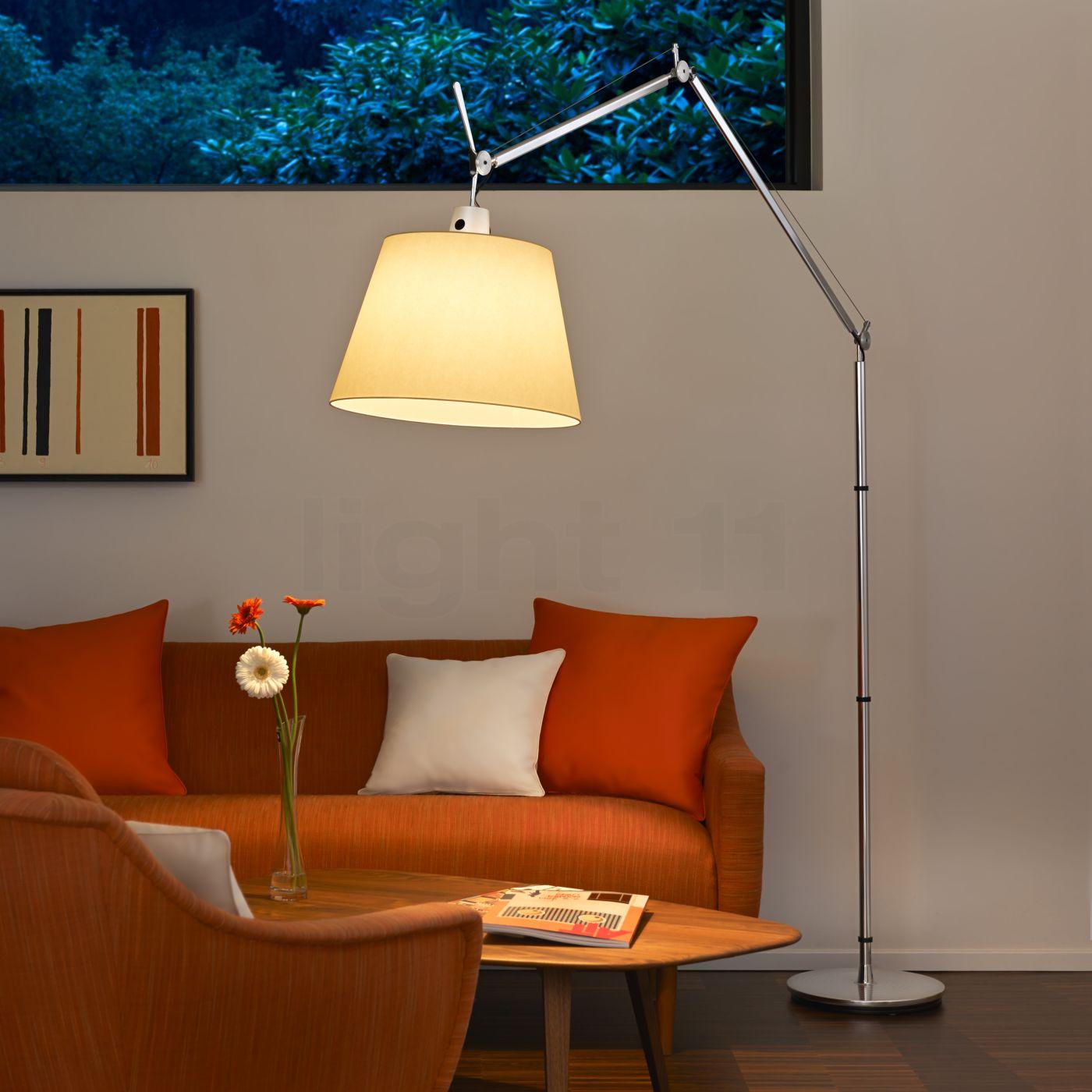 artemide tolomeo terra floor tolomeo mega terra mit dimmer kaufen bei lightde tolomeo floor. Black Bedroom Furniture Sets. Home Design Ideas