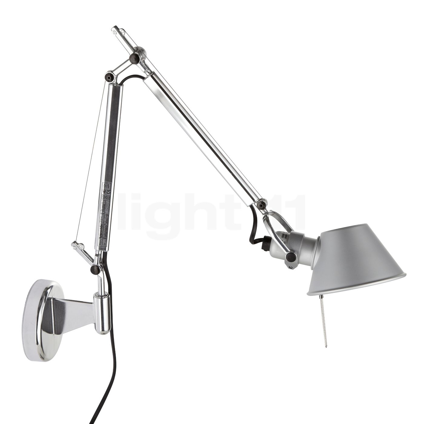 artemide tolomeo micro parete buy at. Black Bedroom Furniture Sets. Home Design Ideas