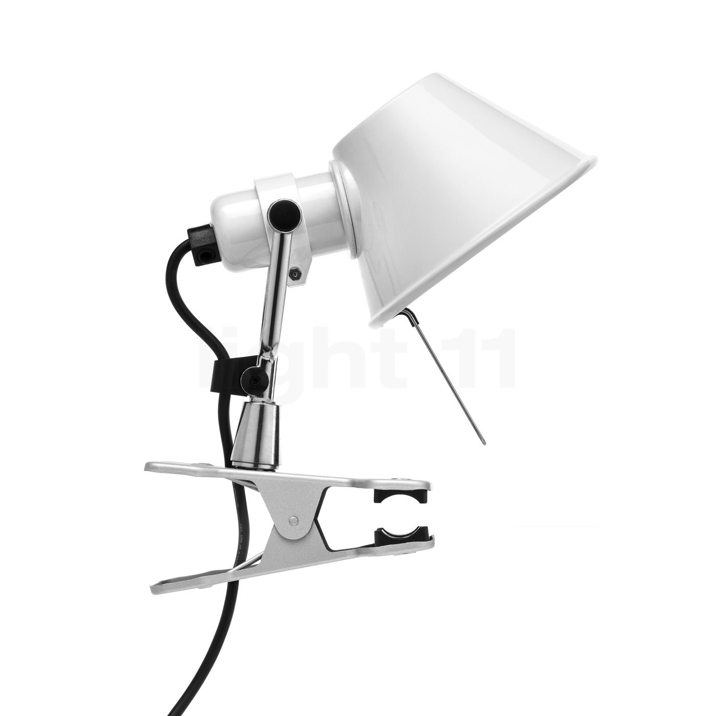 artemide tolomeo micro pinza led special edition lampada a pinza. Black Bedroom Furniture Sets. Home Design Ideas