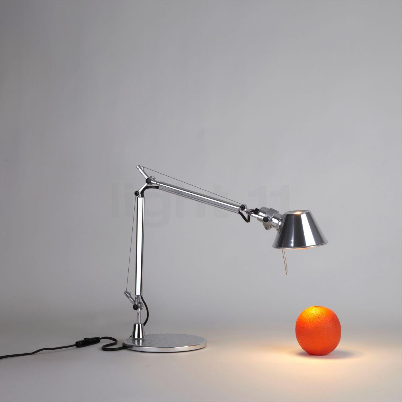Lampe De Bureau Artemide Tolomeo Micro Tavolo Light11 Fr