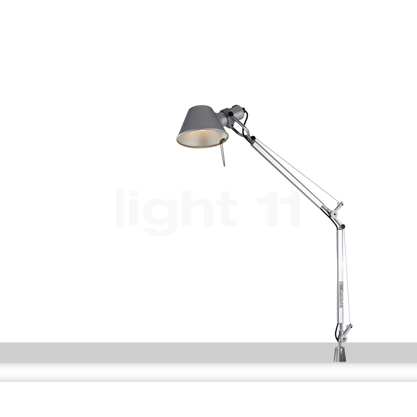 artemide tolomeo mini led mit schraubbefestigung. Black Bedroom Furniture Sets. Home Design Ideas