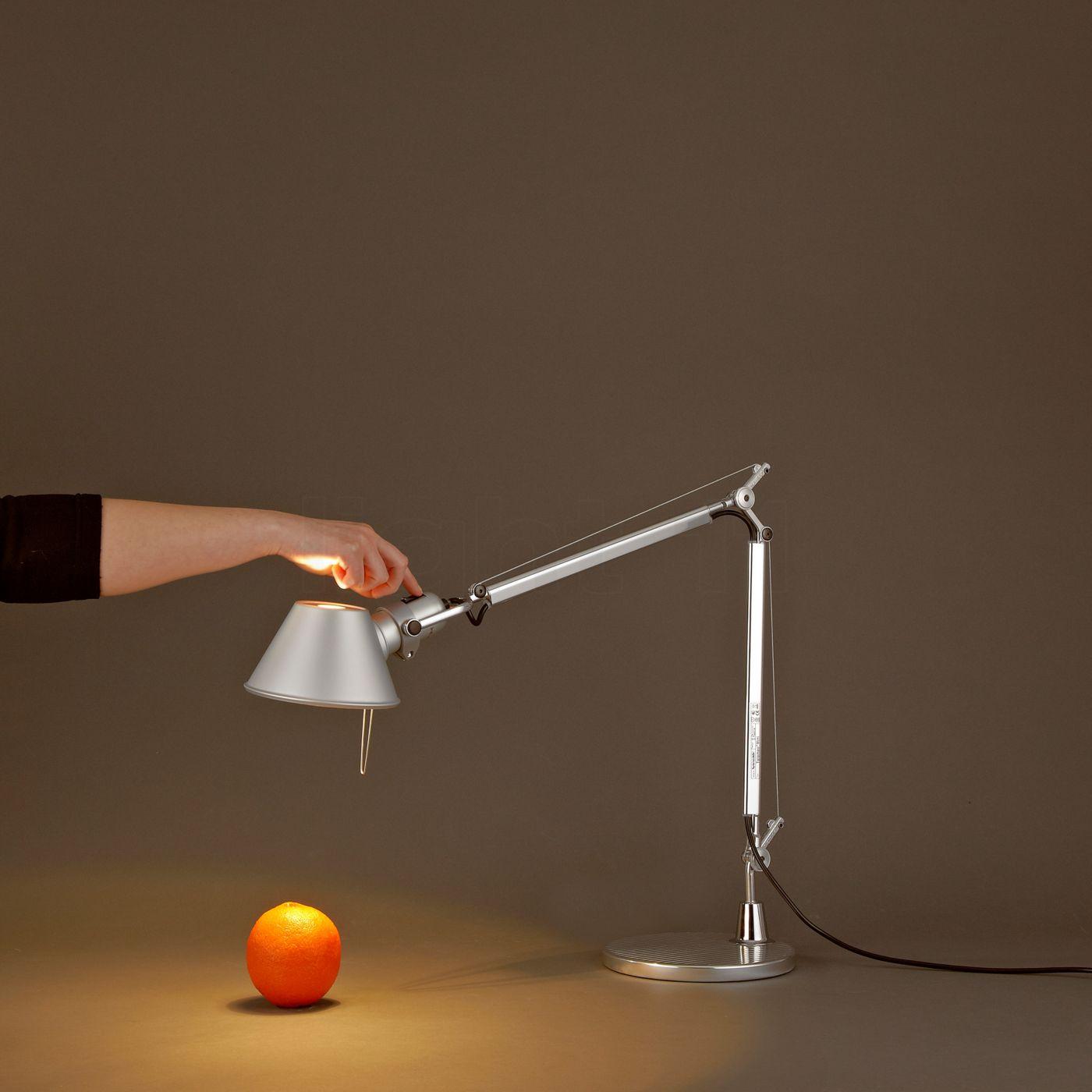 Buy Artemide Tolomeo Mini Tavolo At Light11 Eu