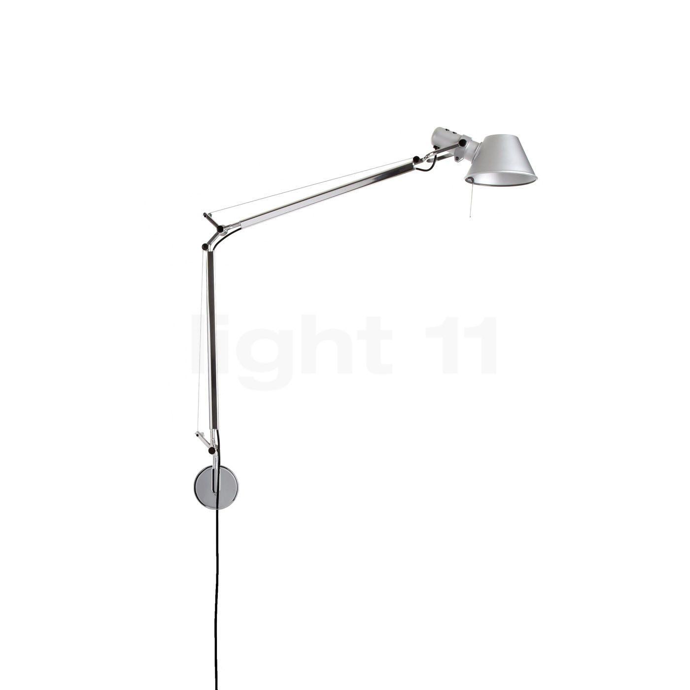 artemide tolomeo parete led tunable white wall lights. Black Bedroom Furniture Sets. Home Design Ideas