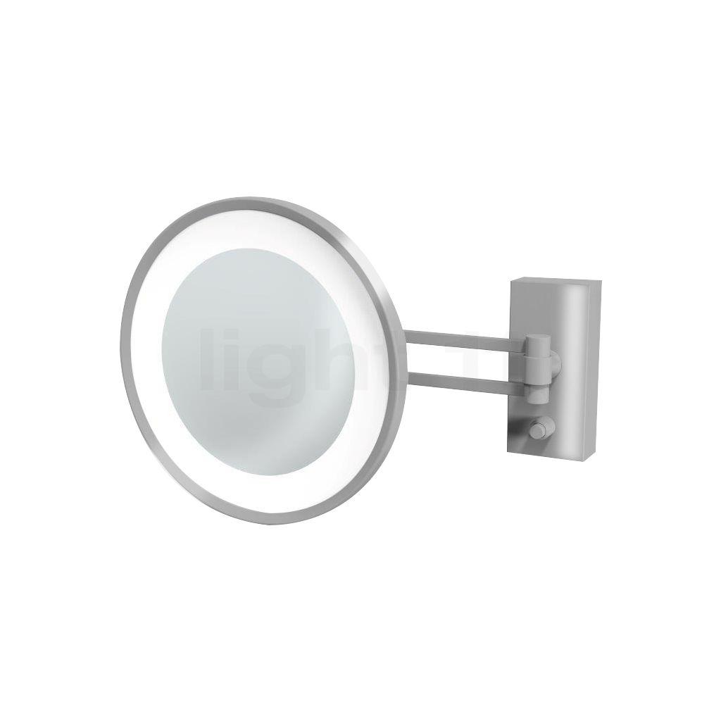 Specchio Per Trucco Da Parete.Decor Walther Bs 36 Specchio Luminoso Da Parete Per Trucco Led