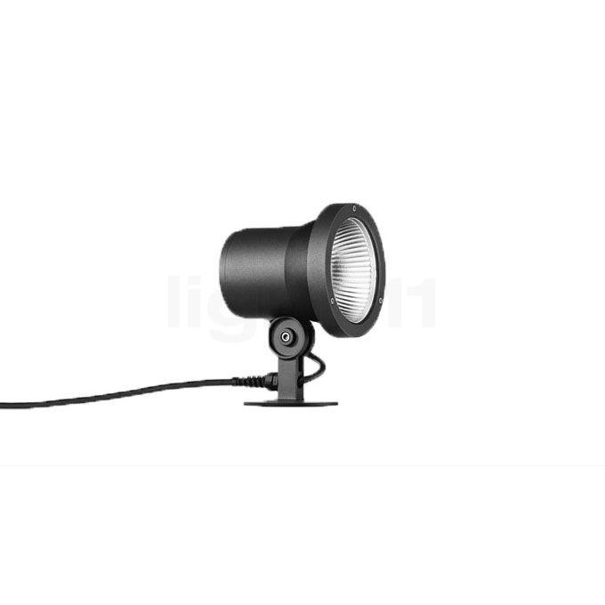 bega 77326 scheinwerfer led mit erdspie strahler und scheinwerfer. Black Bedroom Furniture Sets. Home Design Ideas