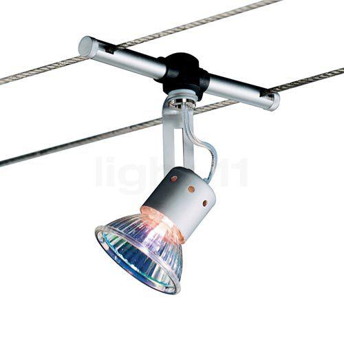bruck 8er highline kabelsysteem micro spot 10m met inductietrafo
