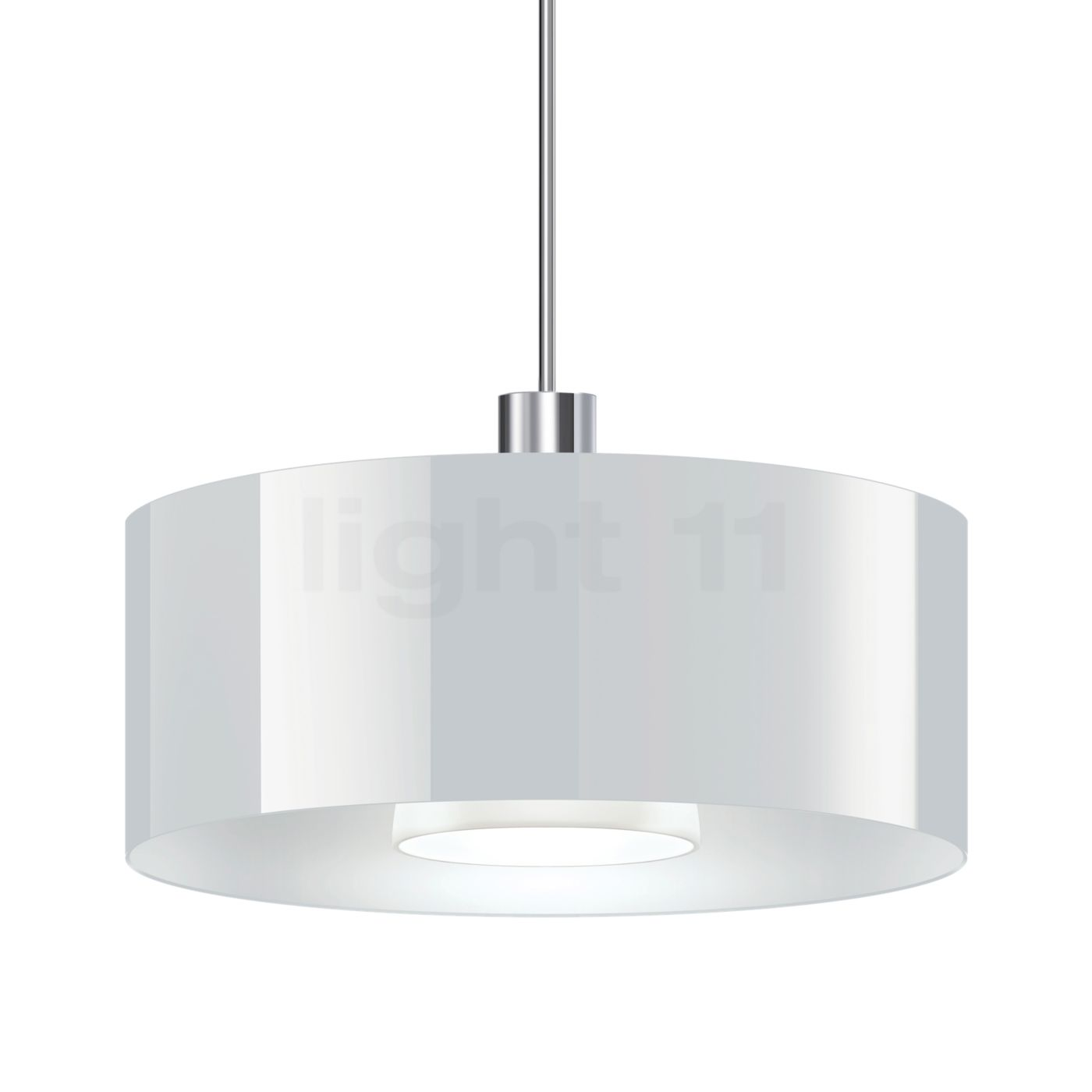 Buy Bruck Cantara Glas 300 Down 350mA PNT Pendant Light Incl. LED Point Lamp  Canopy At
