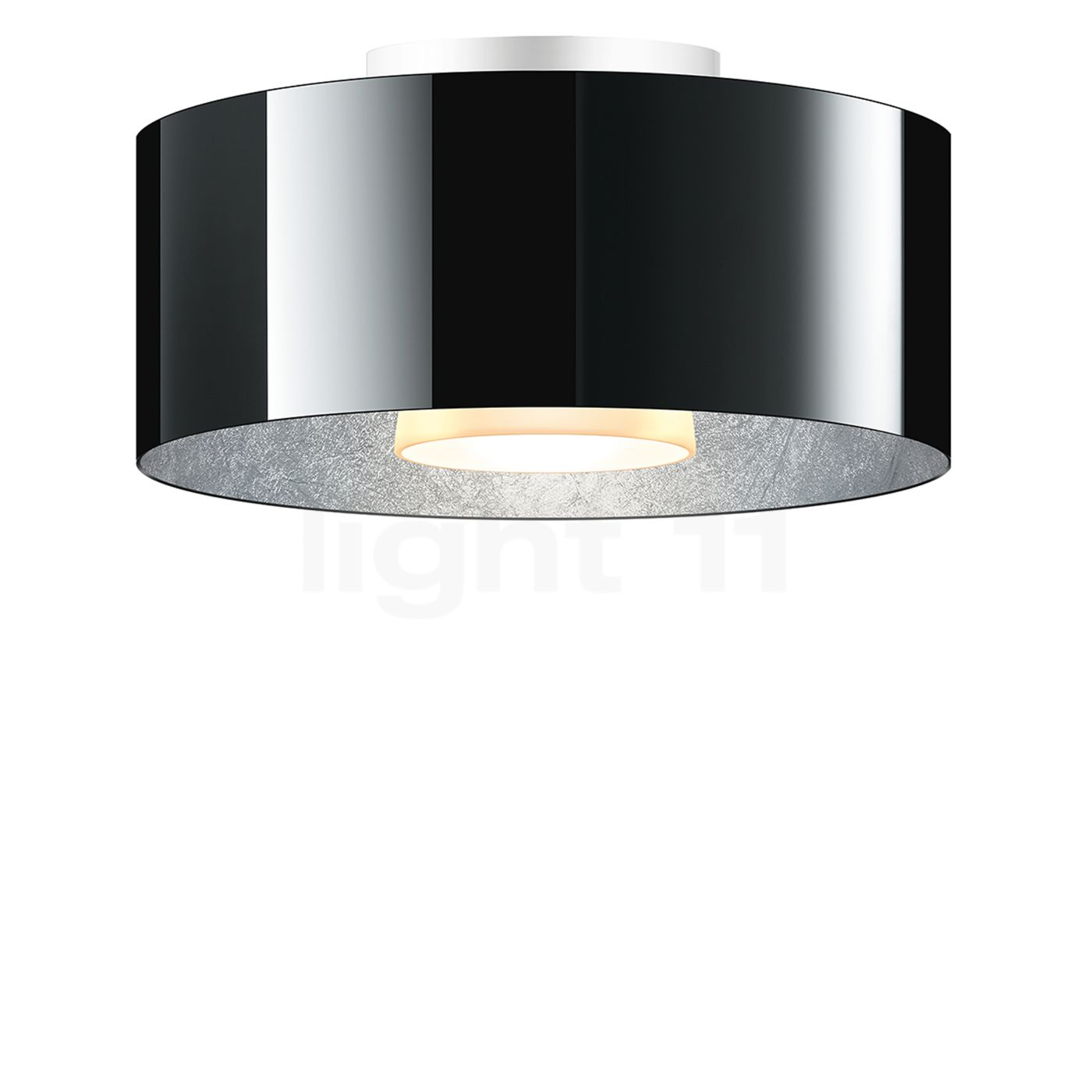Buy Bruck Cantara Glas 300 Down Ceiling Light LED dim2warm at
