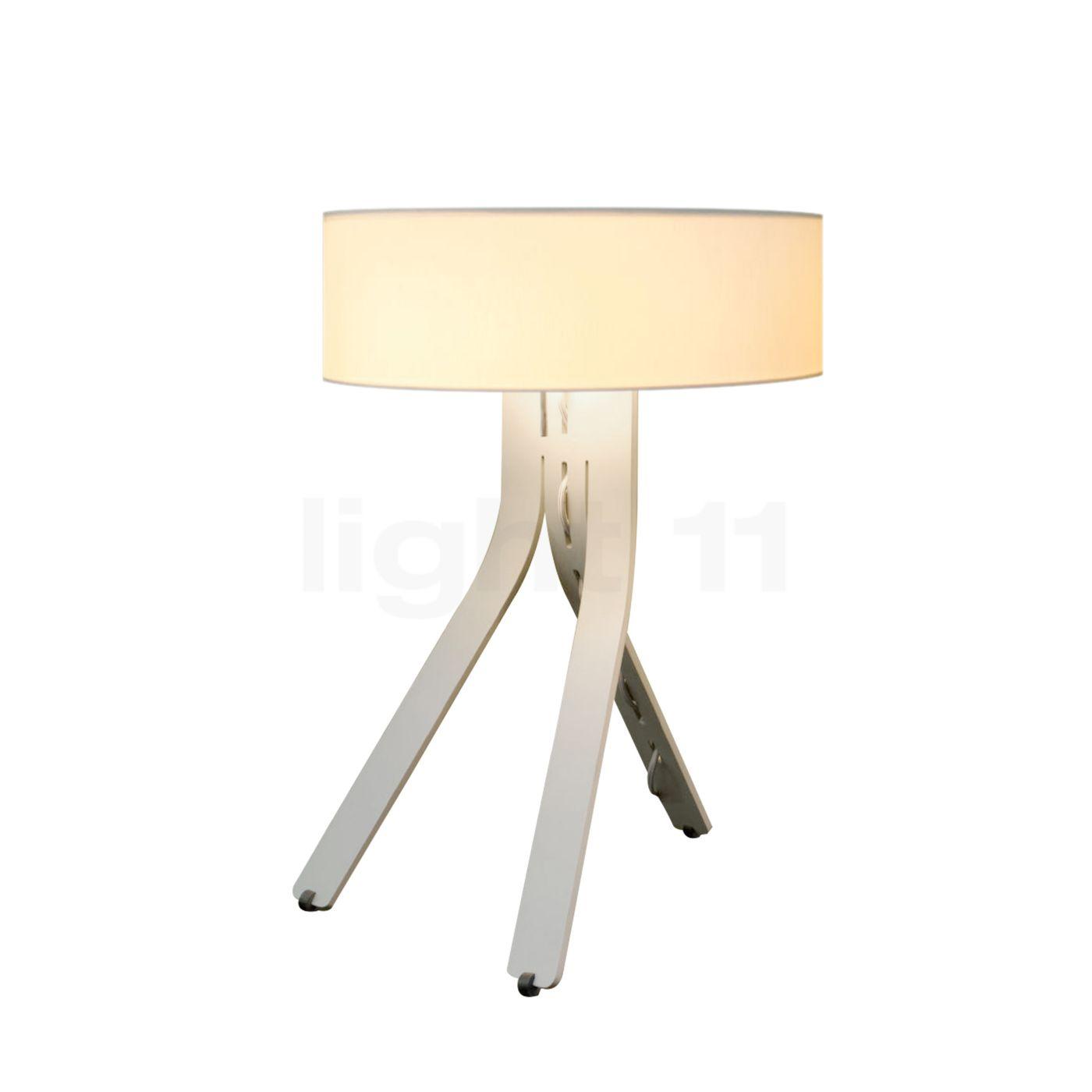 byok fino lampe de table aluminium mat. Black Bedroom Furniture Sets. Home Design Ideas