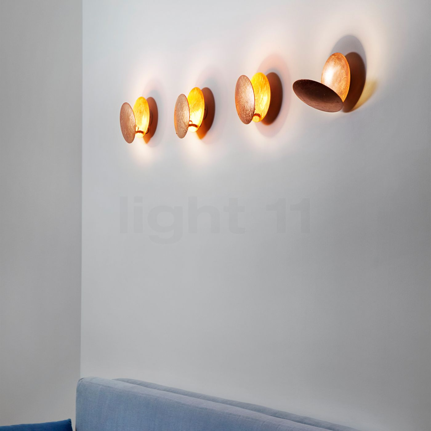 Catellani & Smith Lederam W ø17 cm kaufen bei light11.de