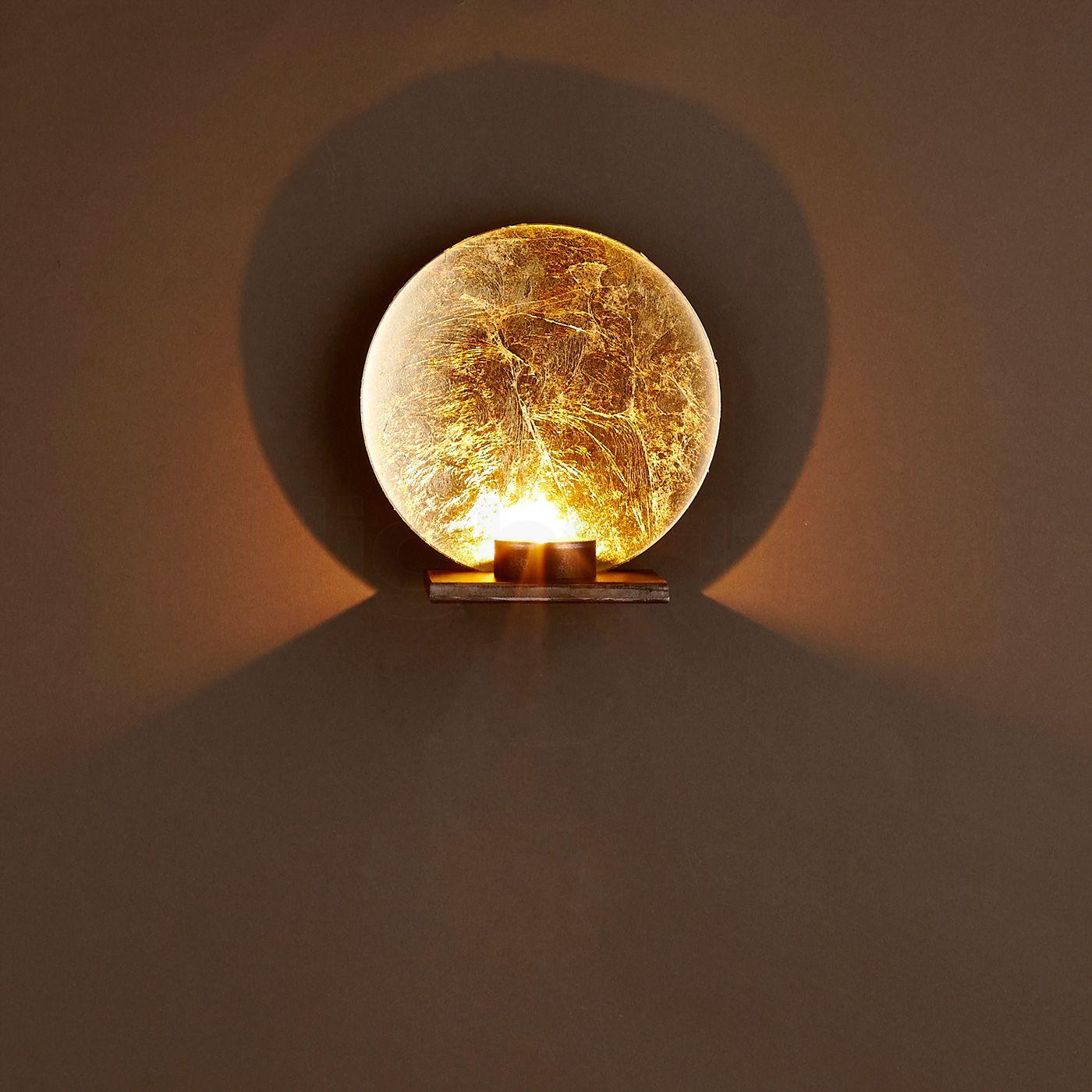 Catellani & Smith Luna Parete Feuer & Flamme - light11.de