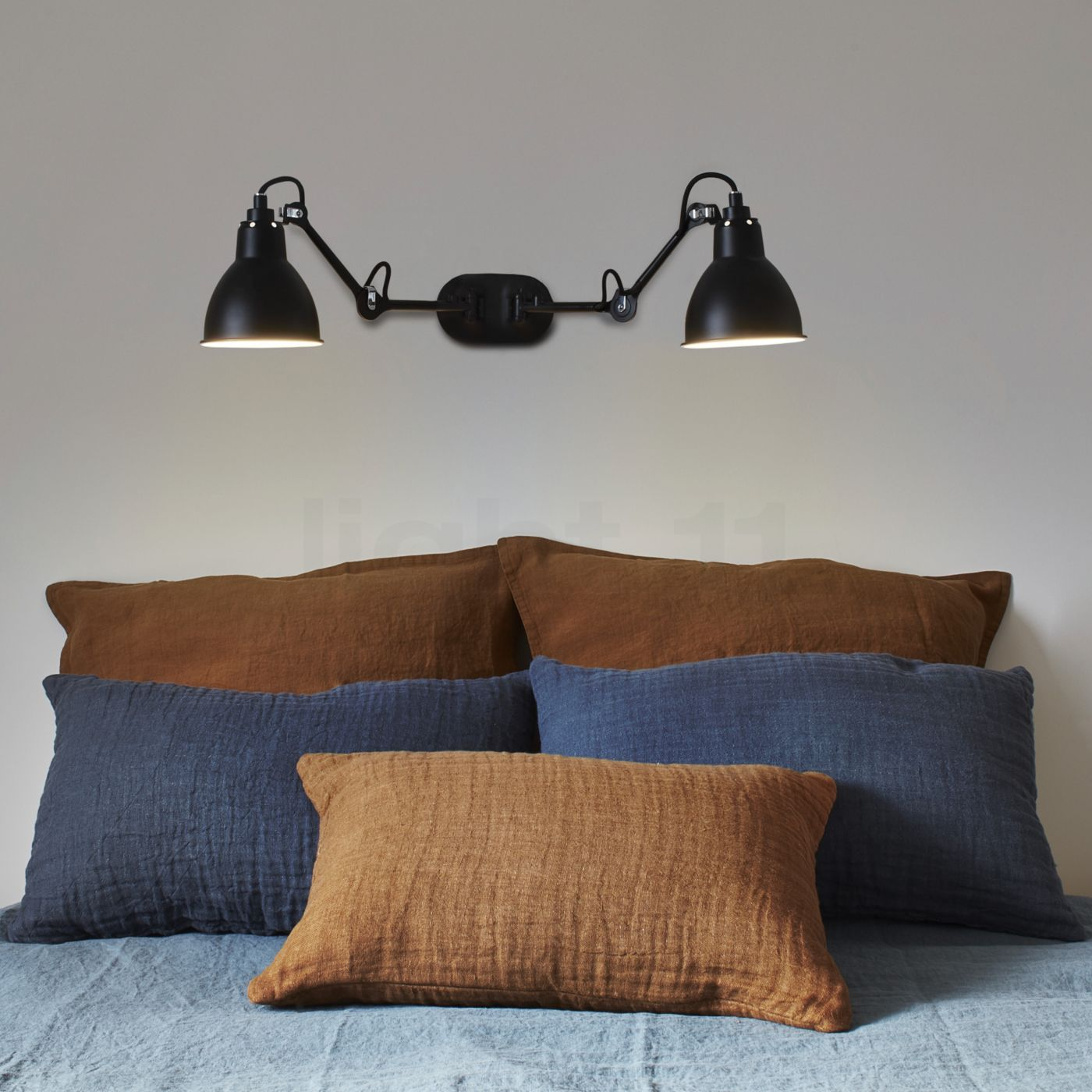 Buy dcw lampe gras no 204 double wall light at light11 mozeypictures Images