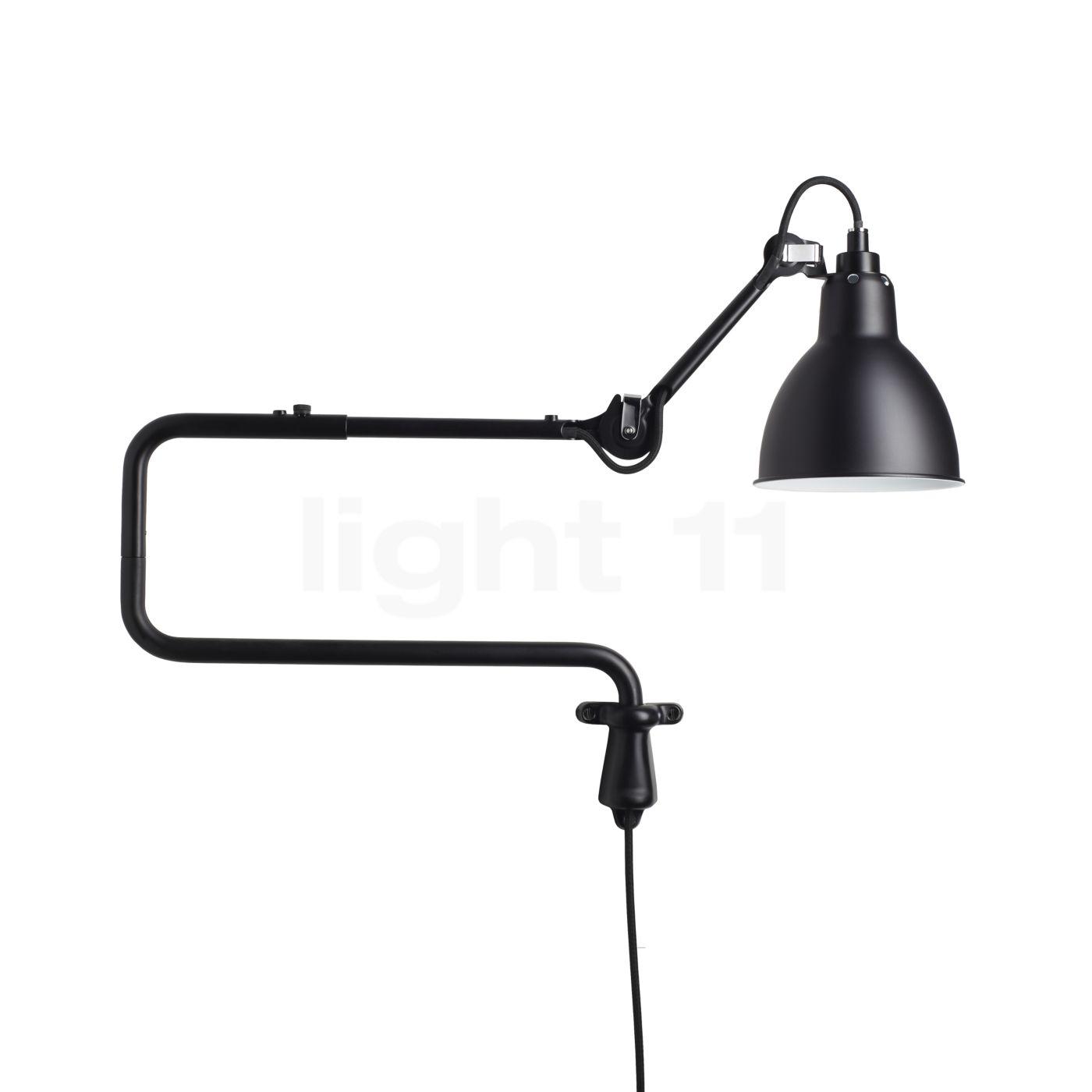 dcw lampe gras no 303 wandleuchte wandleuchten mit stecker. Black Bedroom Furniture Sets. Home Design Ideas