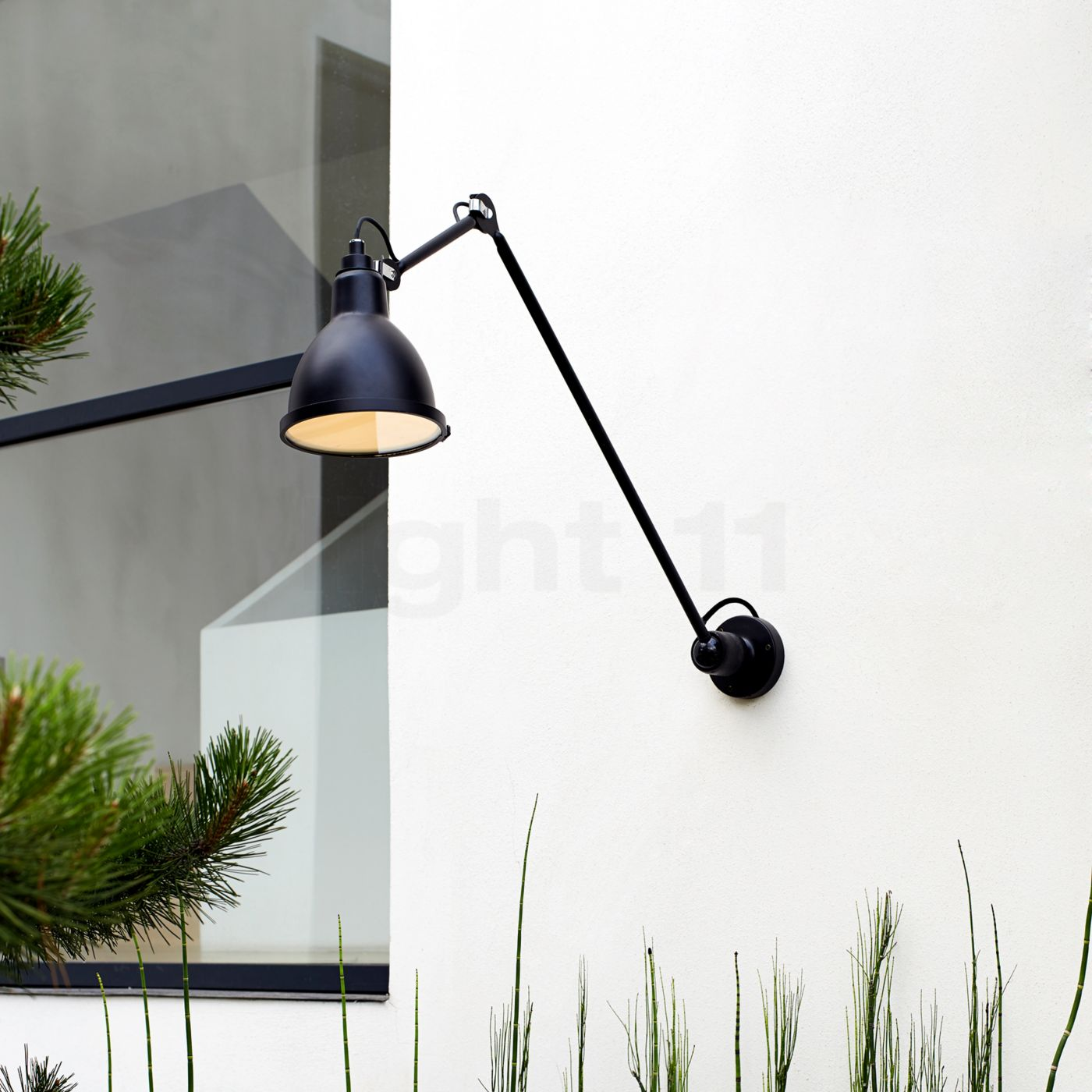 DCW Lampe Gras No 304 XL 75 Outdoor Seaside Wall light Wall lights