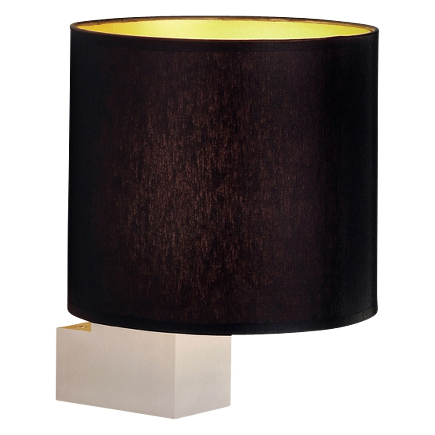 Gold Foyer Lighting : Delta light foyer black gold wall lights buy at eu
