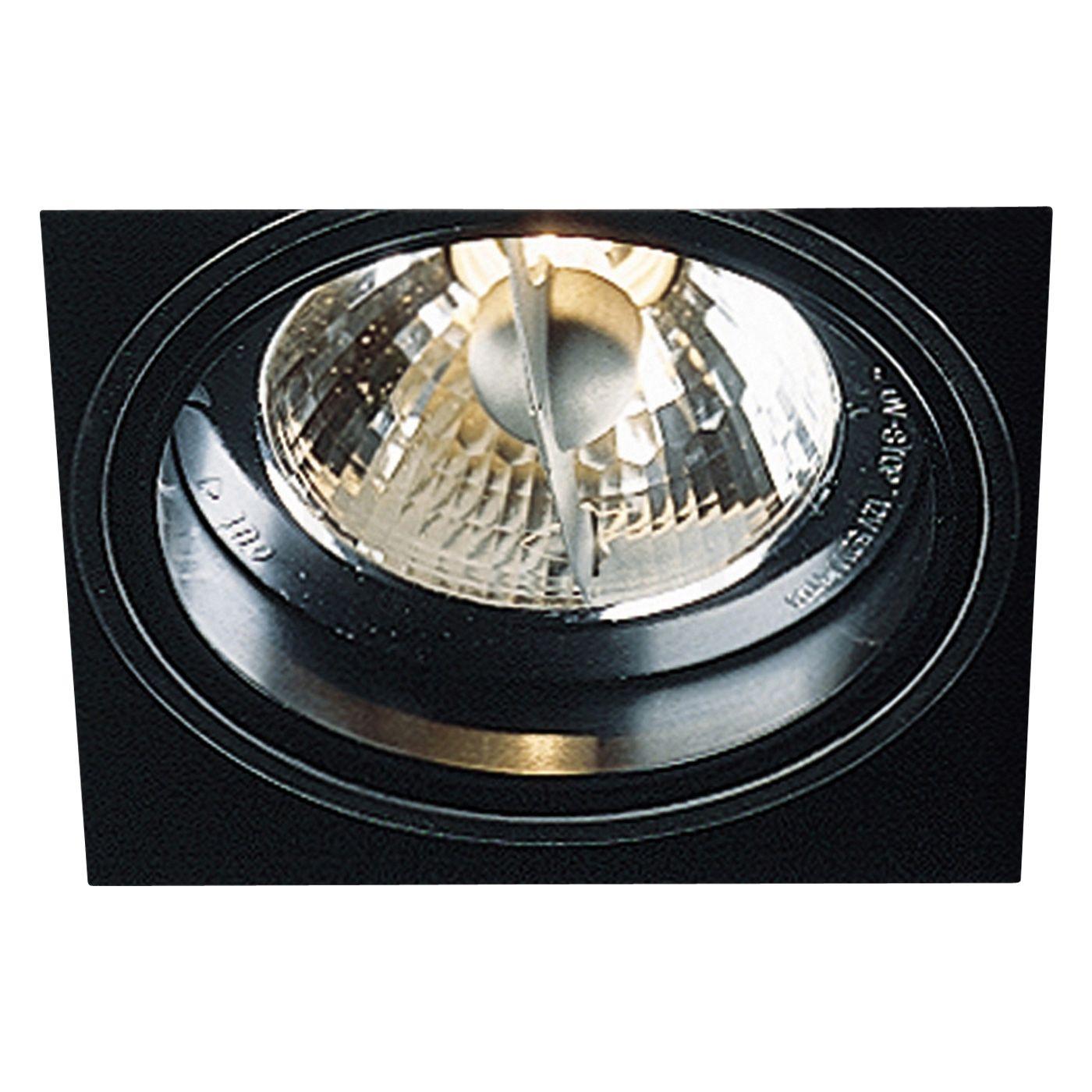 delta light minigrid in trimless 1 qr einbaustrahler. Black Bedroom Furniture Sets. Home Design Ideas