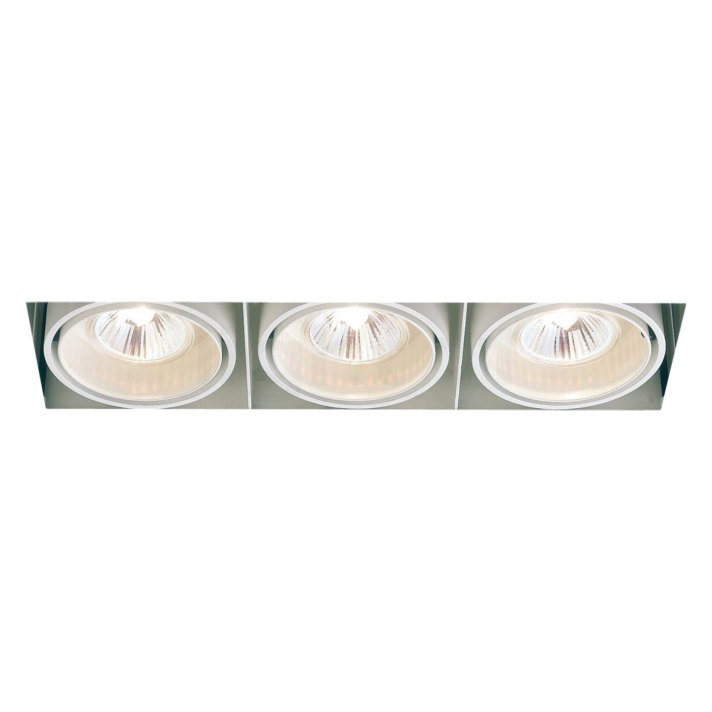 delta light minigrid in trimless 3 50 einbaustrahler. Black Bedroom Furniture Sets. Home Design Ideas