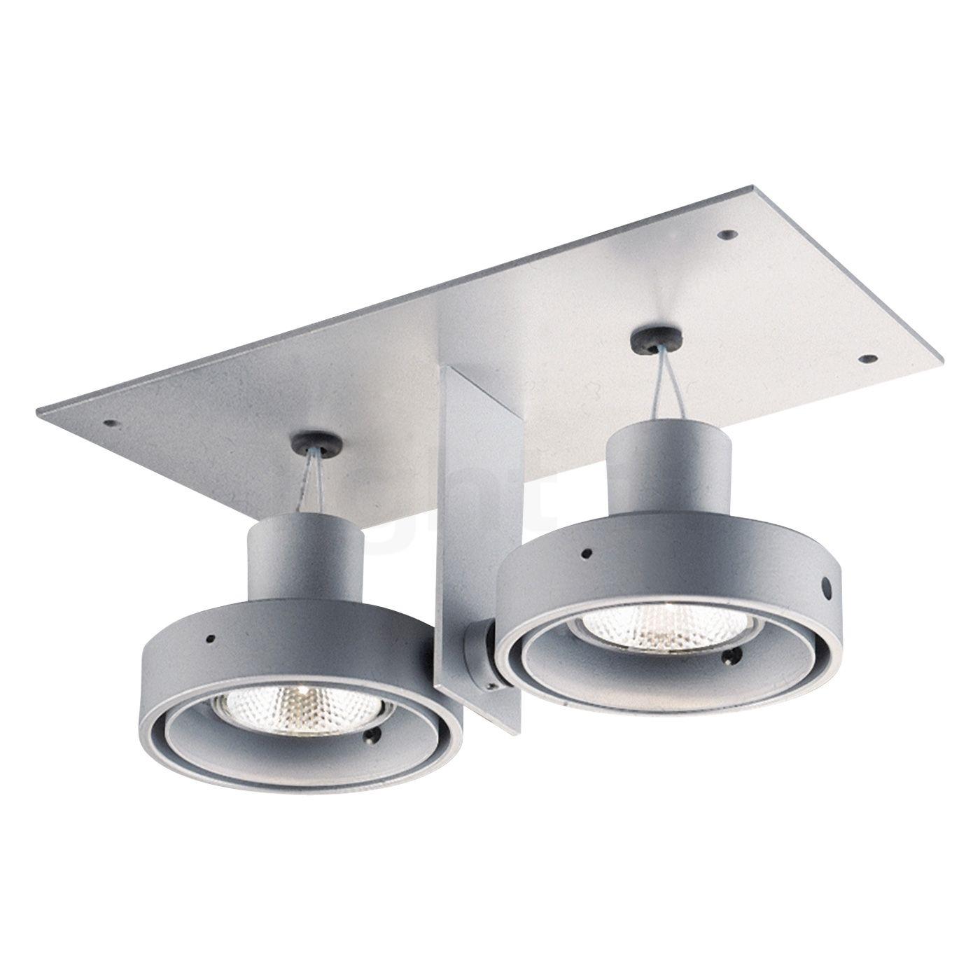 delta light minigrid in zb 2 50 hi strahler und spot. Black Bedroom Furniture Sets. Home Design Ideas