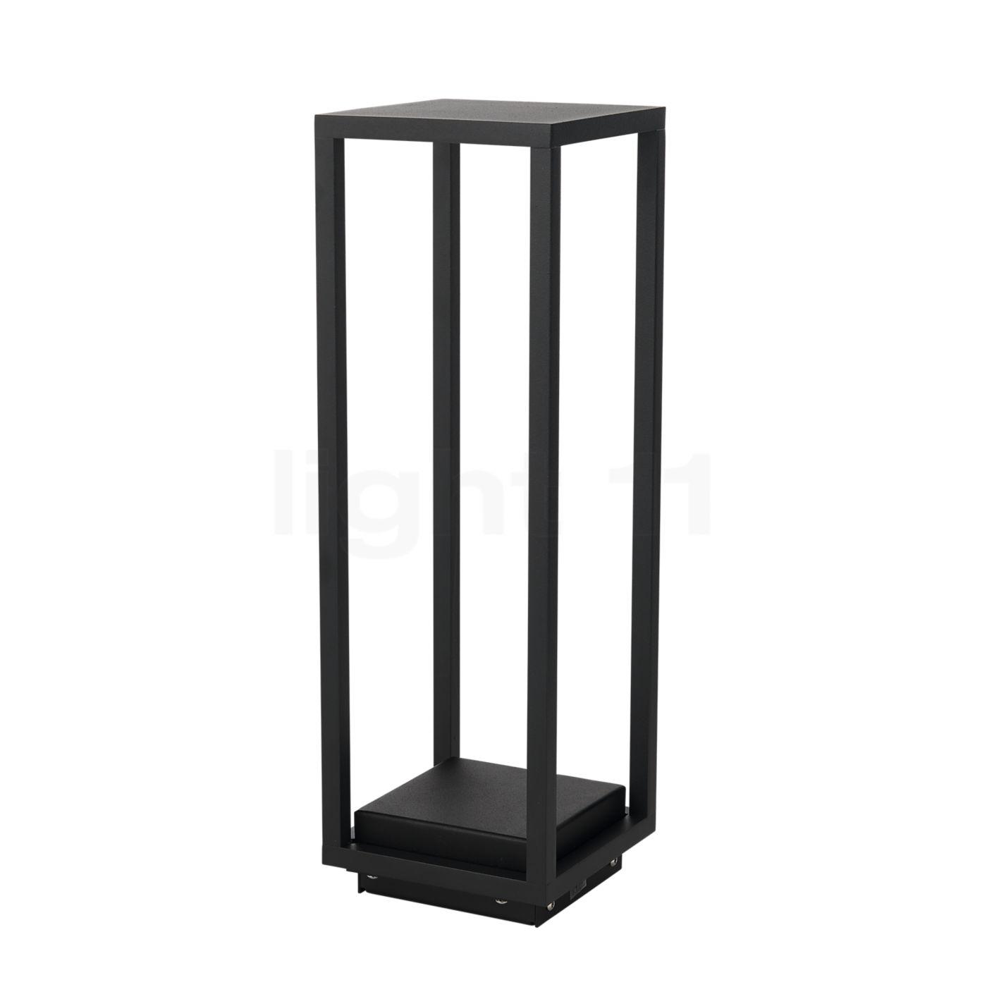 delta light montur l p 45 pollerleuchte led. Black Bedroom Furniture Sets. Home Design Ideas