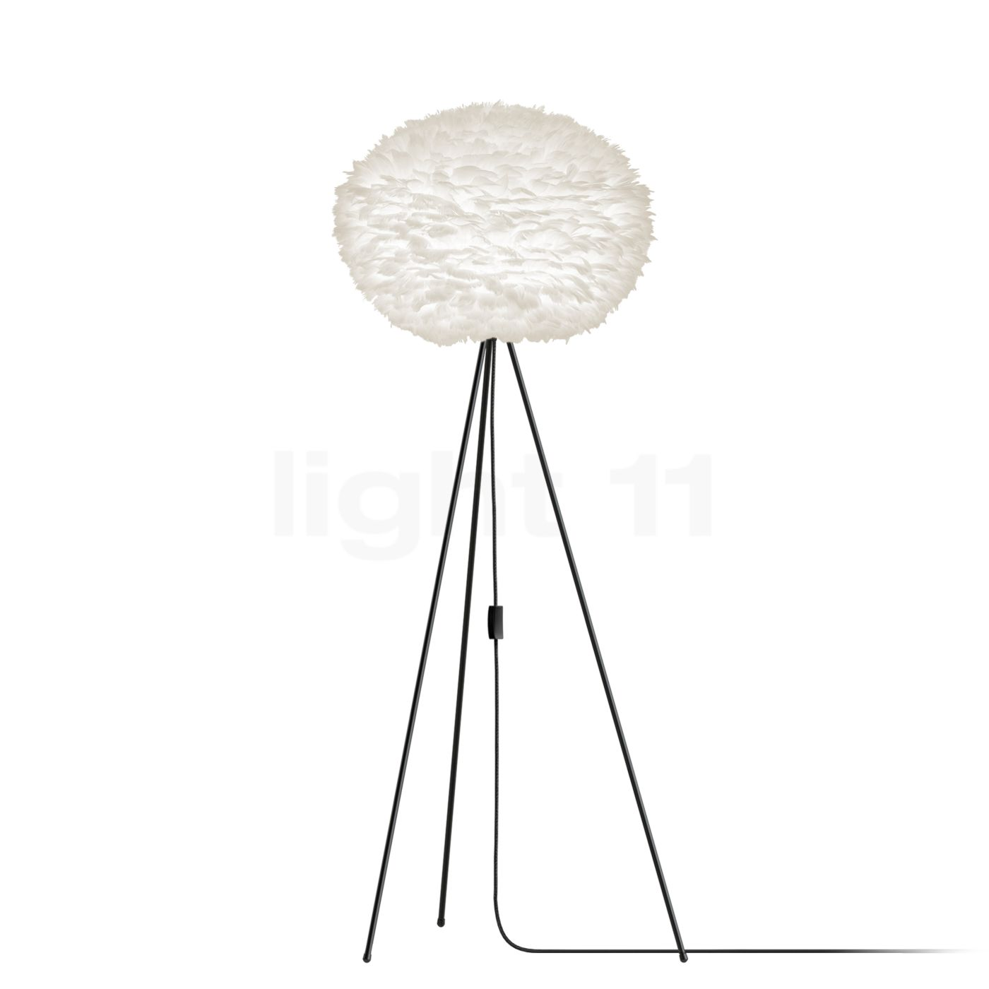 Vita Copenhagen Eos large Tripod Floor Lamp Floor lamps