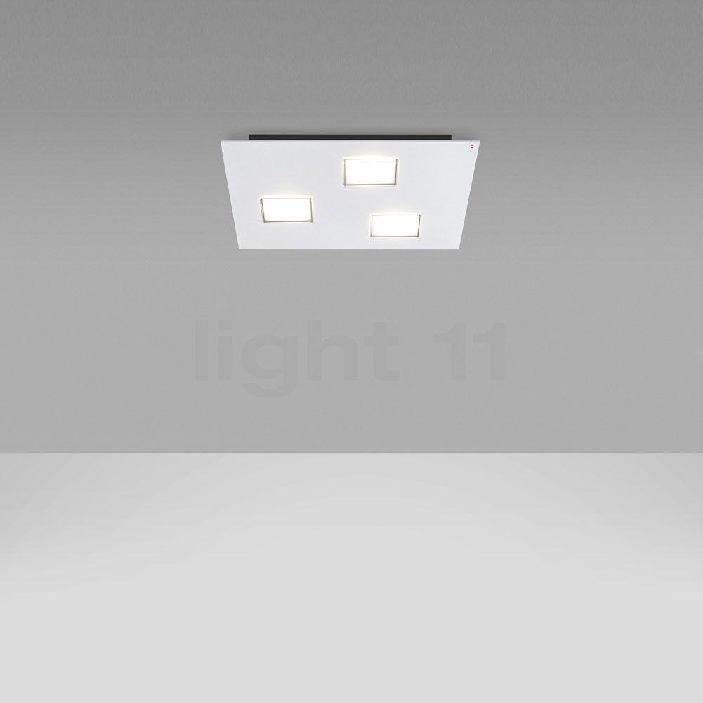 Fabbian Quarter Lampe Muraleplafonnier 30 Cm Led