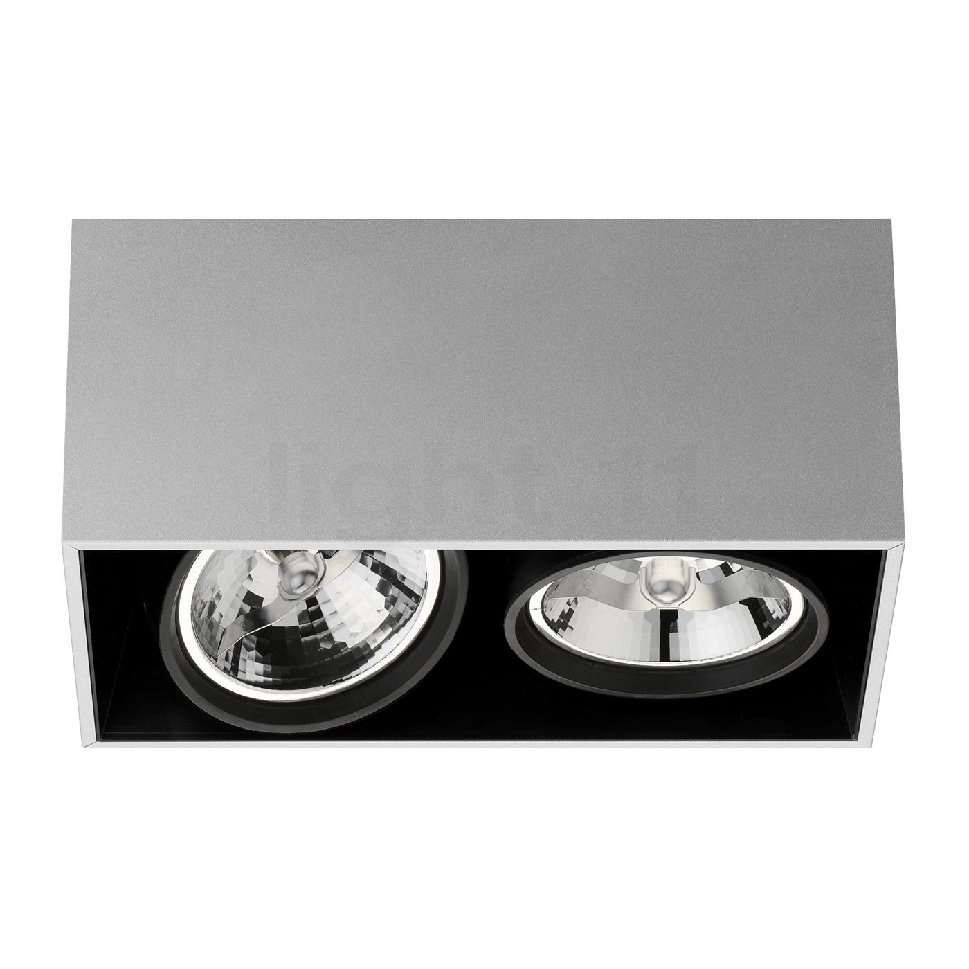 flos compass box 2 h135 qr111 surface mounted spotlights. Black Bedroom Furniture Sets. Home Design Ideas