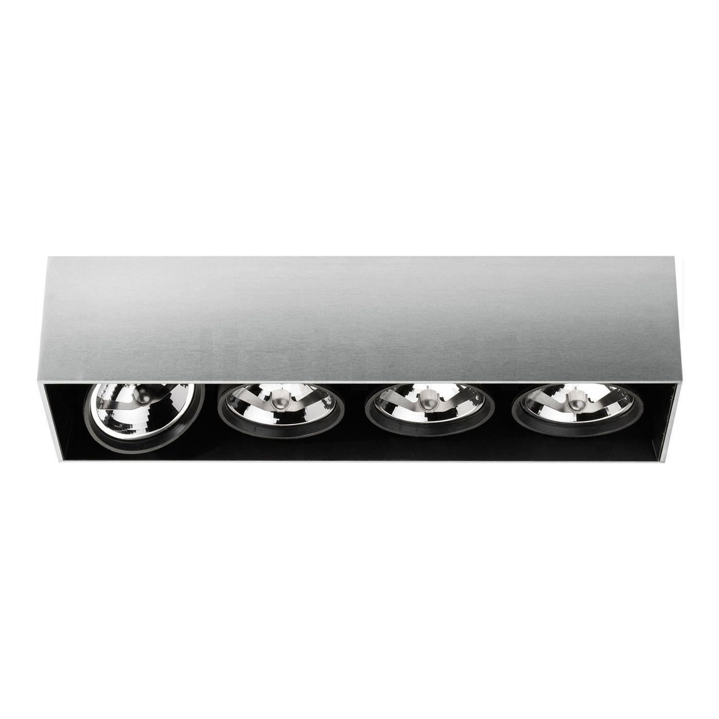 flos compass box 4 h135 qr111 ceiling lights. Black Bedroom Furniture Sets. Home Design Ideas