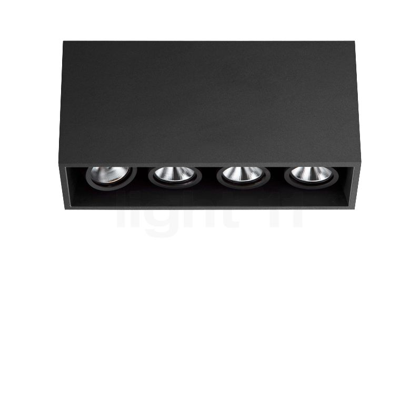 flos compass box small 4 h160 qr cbc spotlights. Black Bedroom Furniture Sets. Home Design Ideas