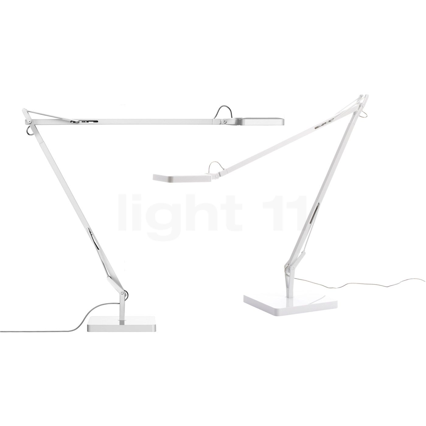 flos sp ciale 2x kelvin led lampe de table. Black Bedroom Furniture Sets. Home Design Ideas