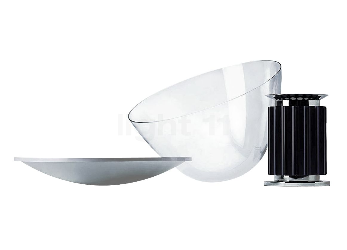 Flos taccia led glas kaufen bei light11.de