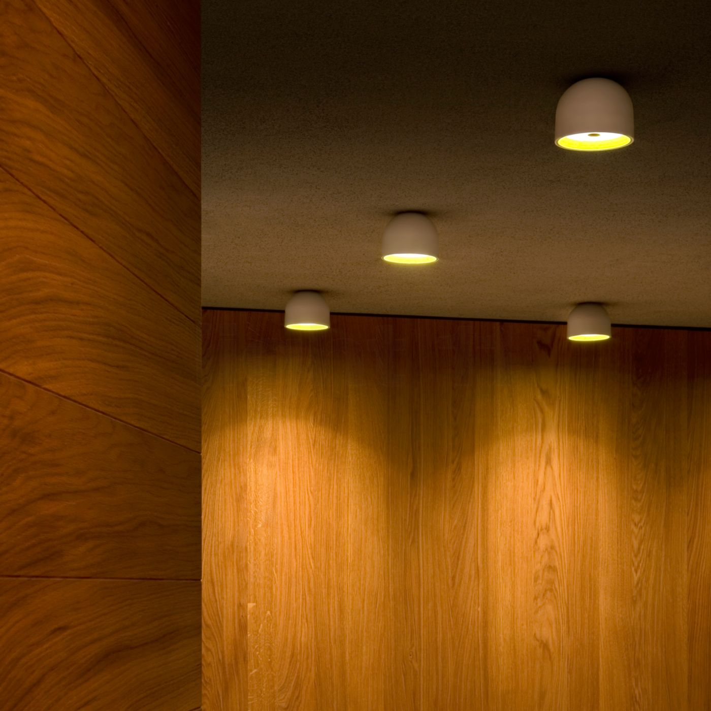 Flos Wan wall-/ceiling ligh buy at light11.eu
