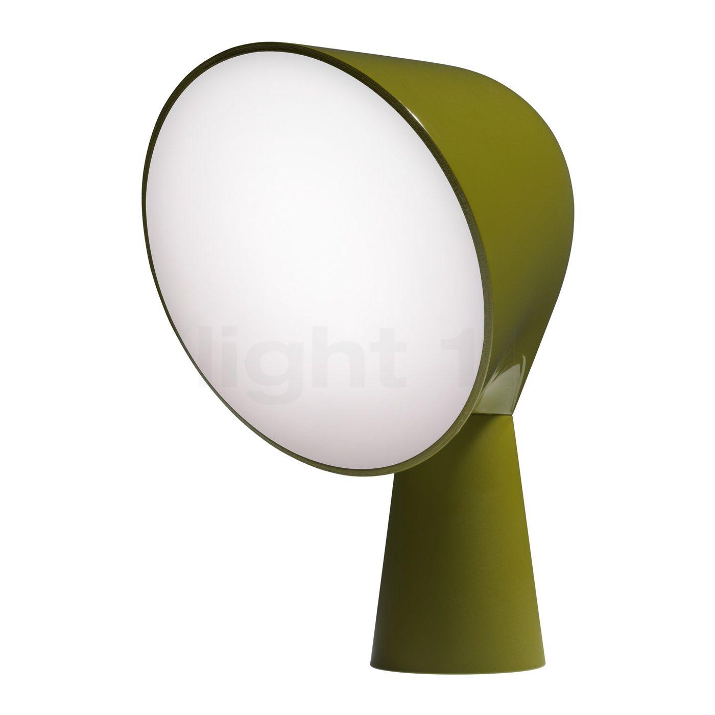 Foscarini binic tavolo table lamp buy at - Lamp binic ...