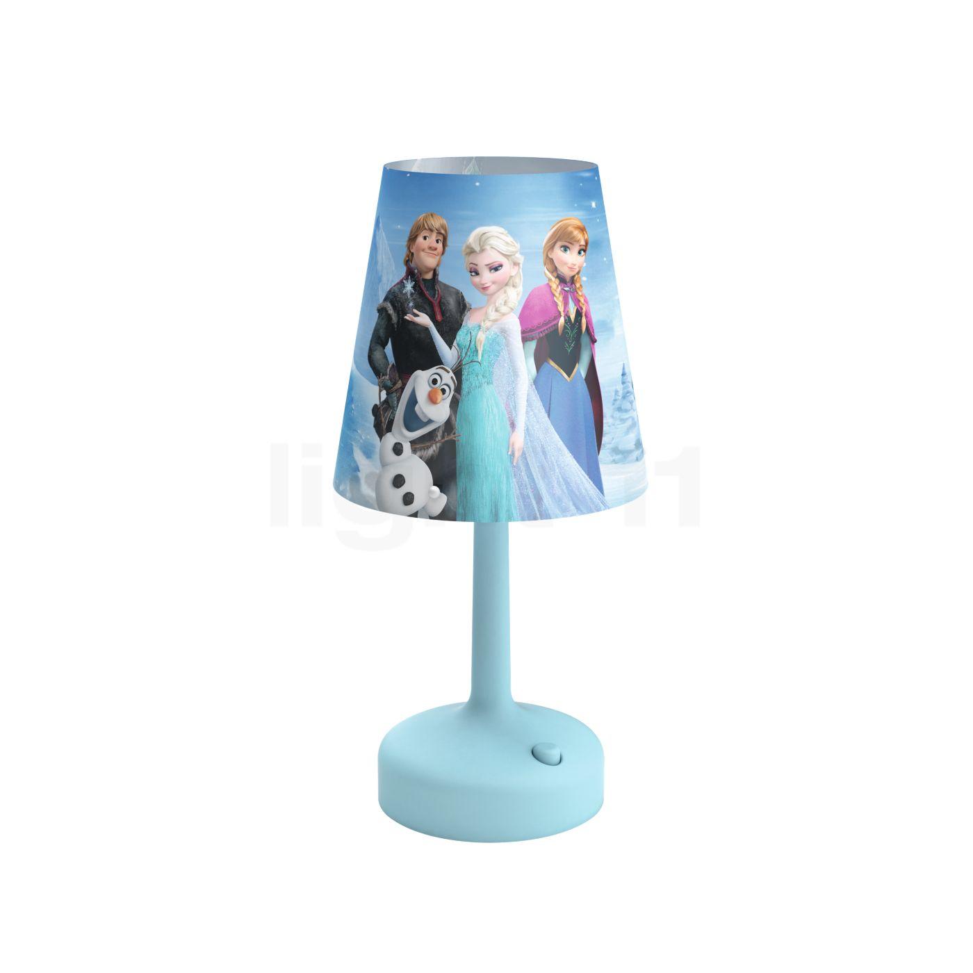 Philips Disney Frozen Bedside lamp LED Table lamp