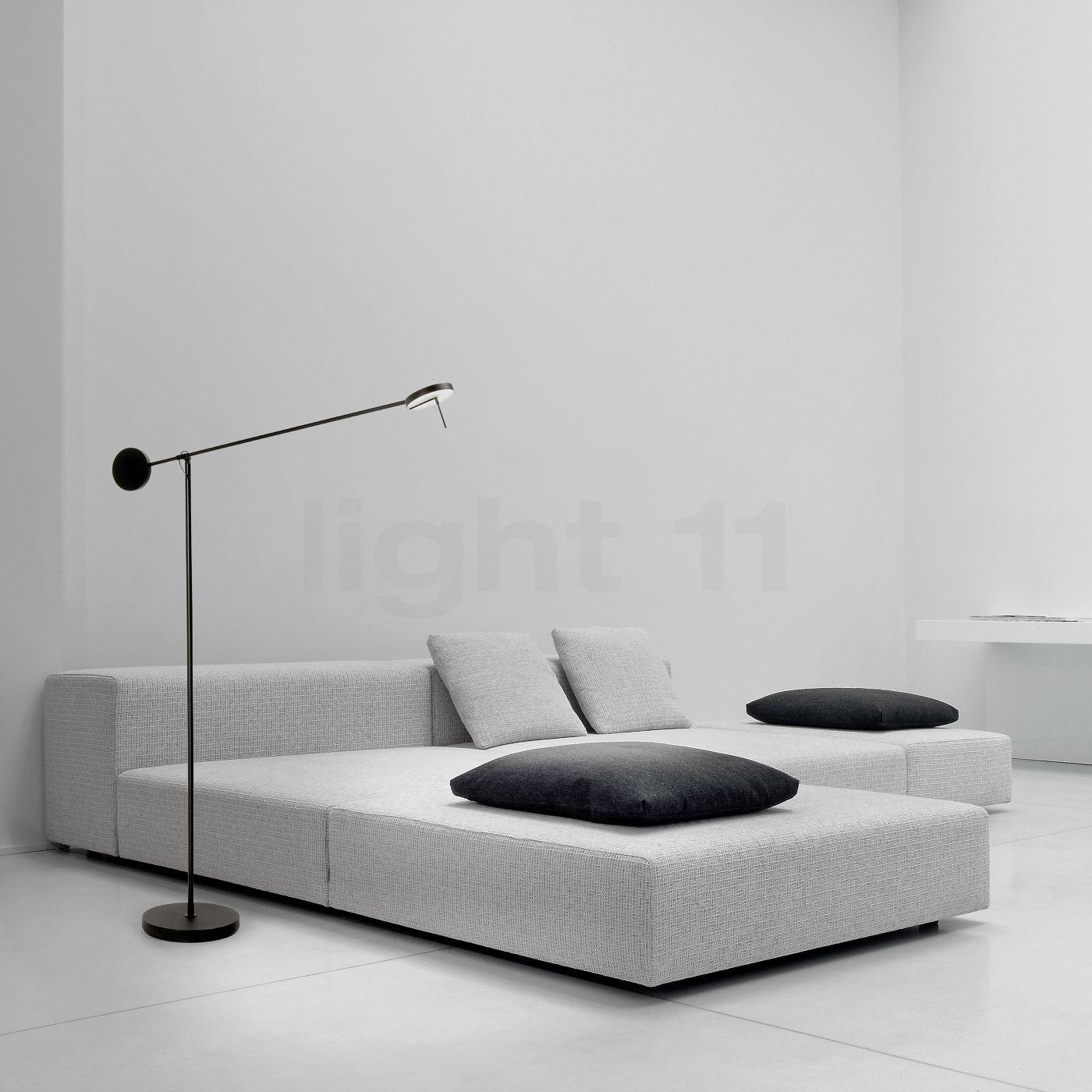 Grok by LEDS C4 Invisible Lampadaire Liseuse Lampe de bureau