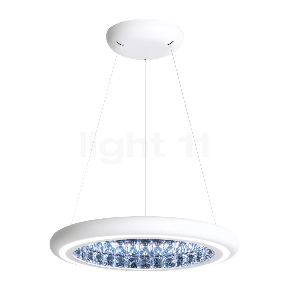 Light11 Infinite Led Aura Cm Swarovski Suspension be Ø57 QrChdts