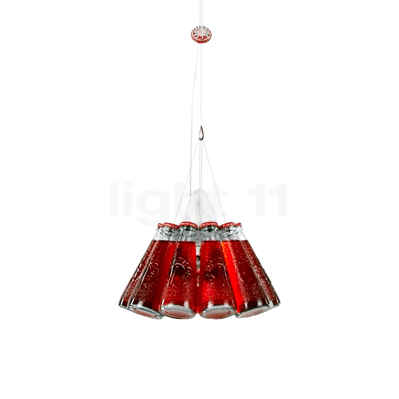 Ingo Maurer Campari Light 155 Pendant Lights Light11 Eu