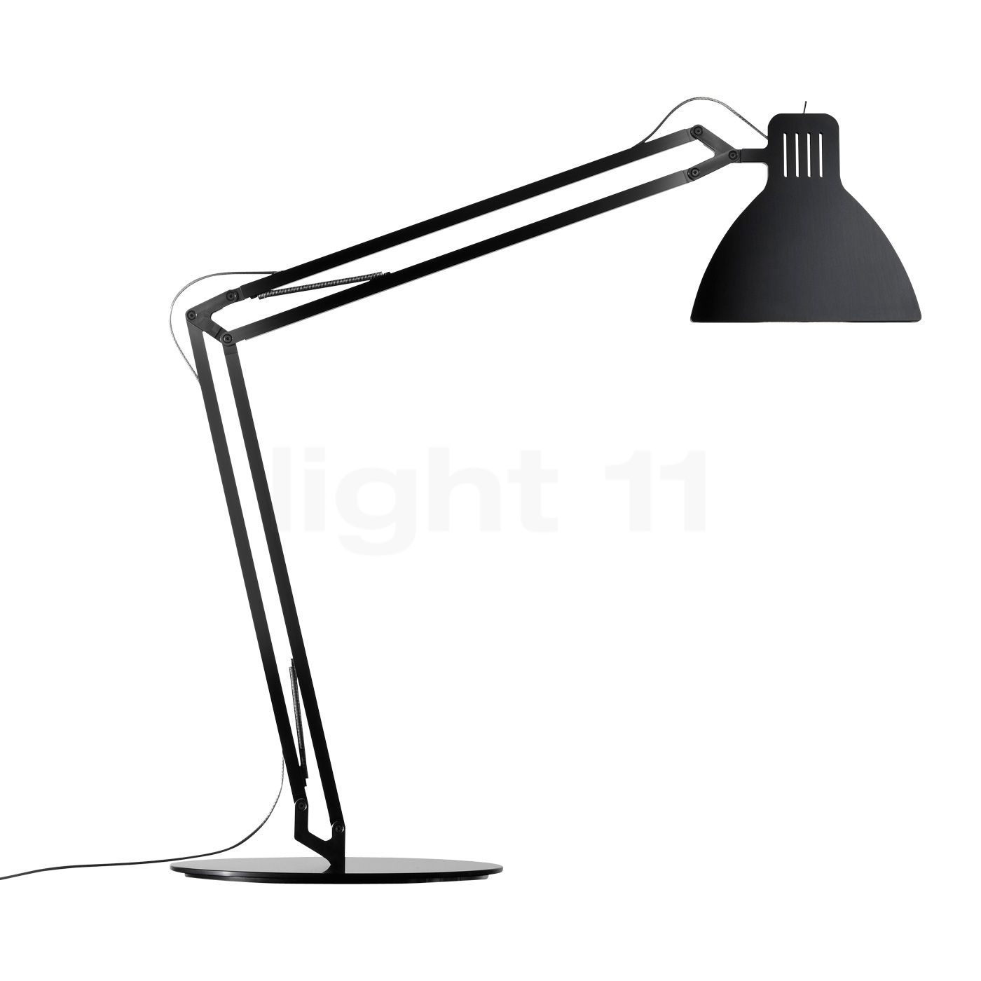 ingo maurer looksoflat bureaulamp kopen op. Black Bedroom Furniture Sets. Home Design Ideas