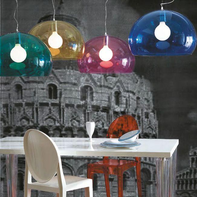 Kartell FL Y  2000732900003 8 u Résultat Supérieur 15 Bon Marché Lampe Design Kartell Galerie 2017 Ldkt