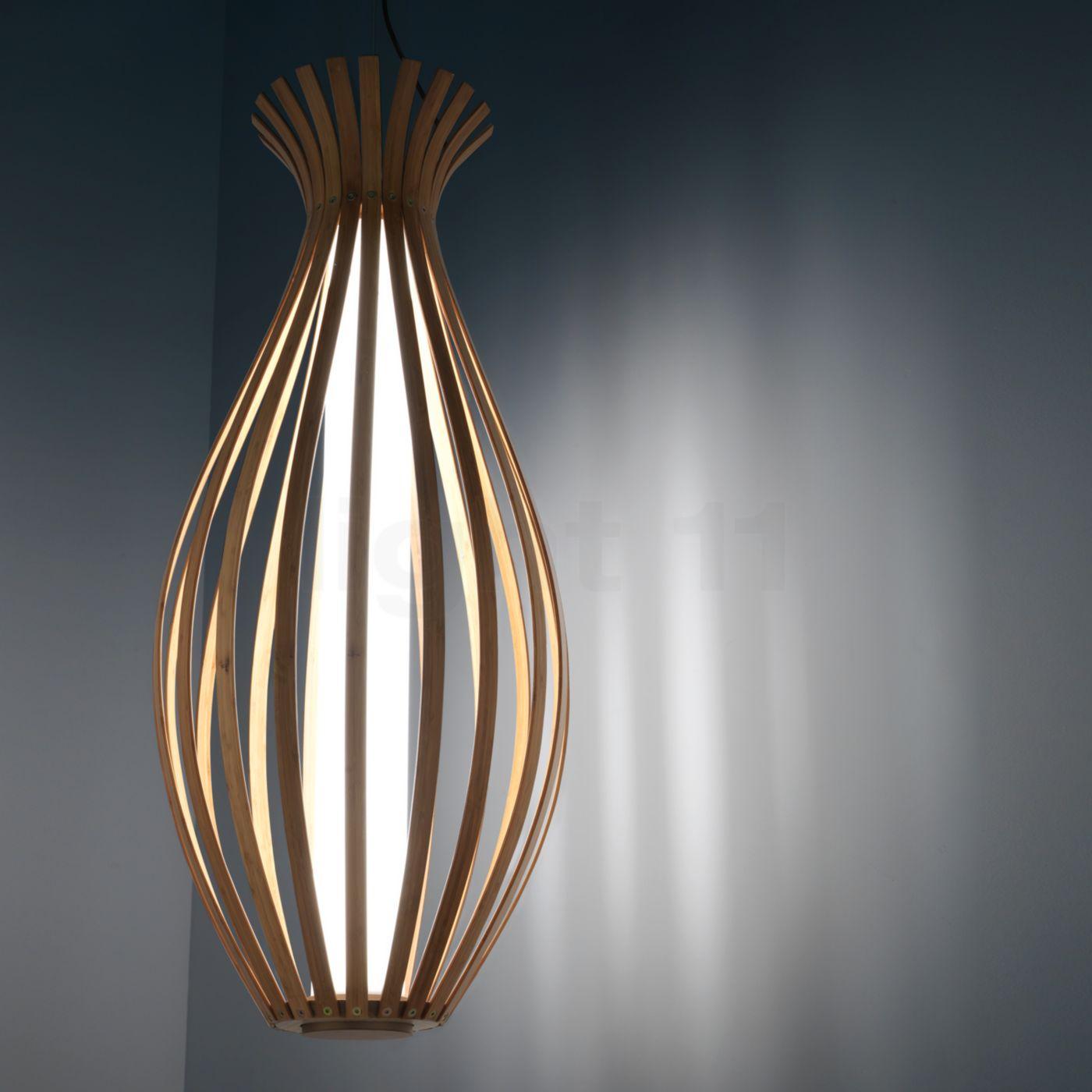 Buy leds c4 bamboo pendant light led at light11 aloadofball Images