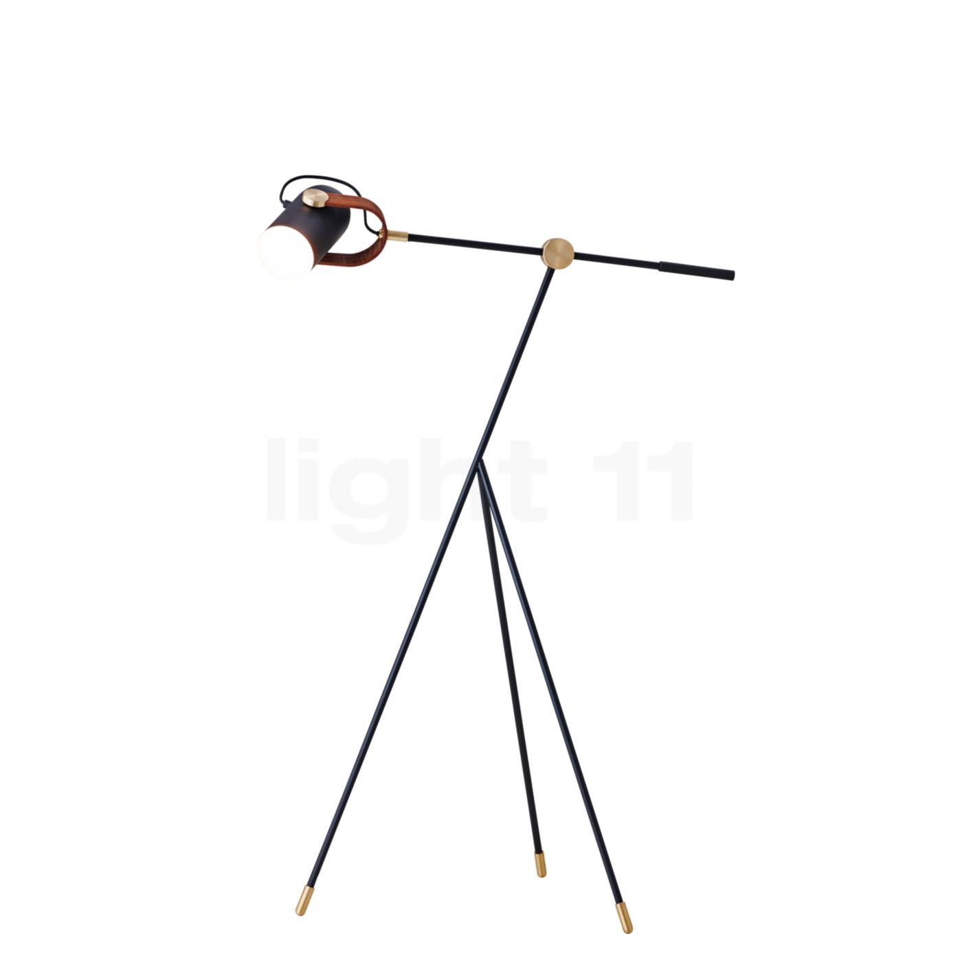Buy Le Klint Carronade Floor Lamp Low at light11.eu