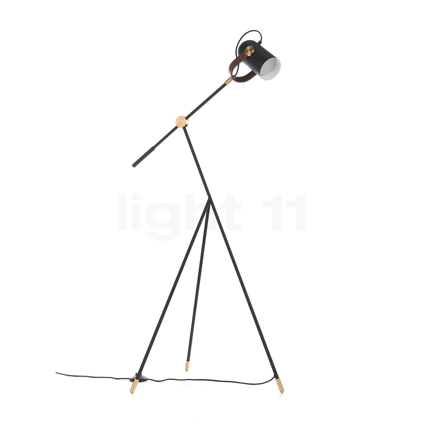 Lampe Pour Le Poste De Travail Le Klint Carronade Lampadaire Low