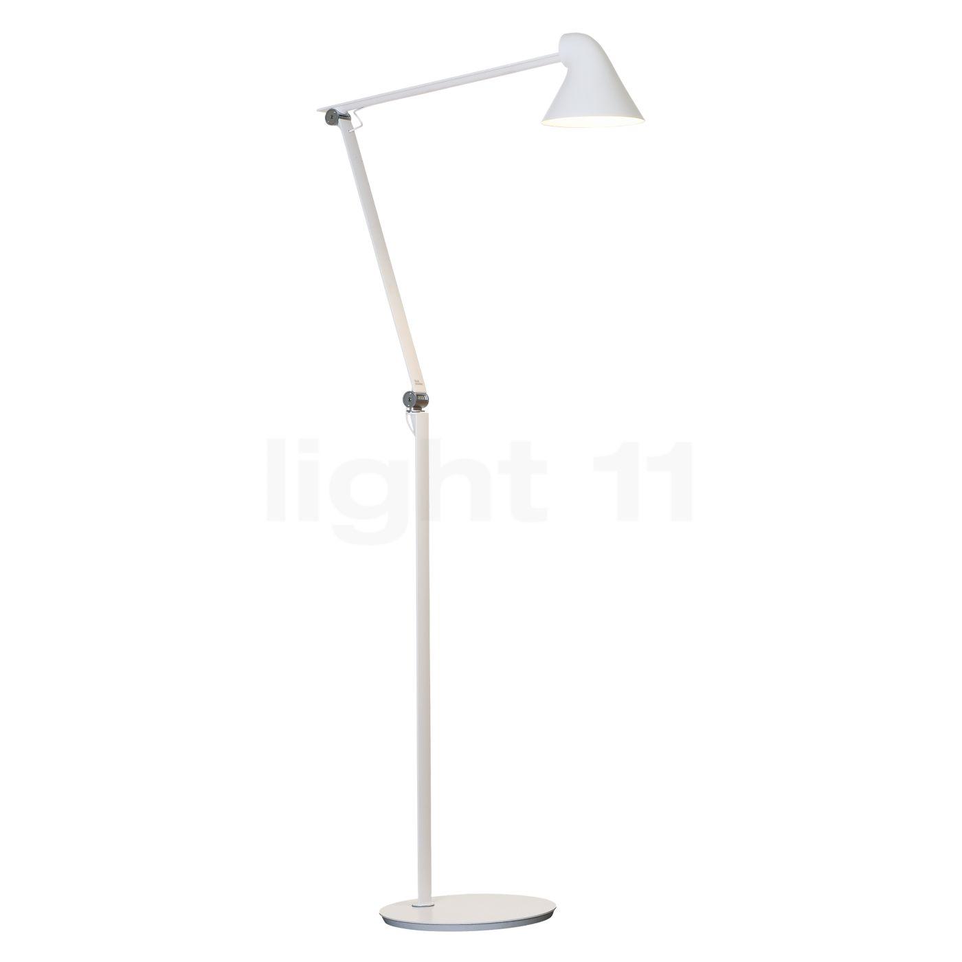 Louis Poulsen Njp Floor Lamp Floor Lamps Buy At Light11 Eu