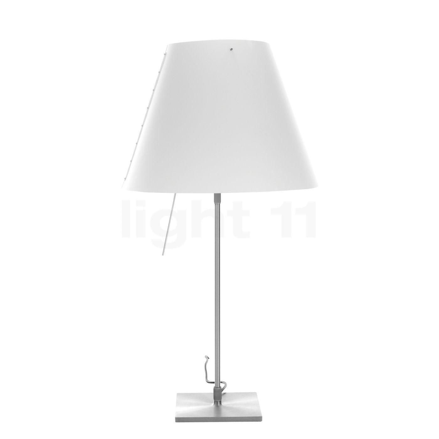 Bridgeamp; De Costanza Tavolo Ampoule Lampe Luceplan Lecture Avec mvNn8w0O