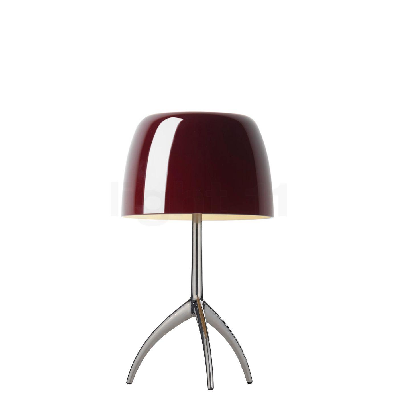 Foscarini Table Lampe De Interrupteur Piccola G9 Lumiere Avec Tavolo QrCBWdoxEe