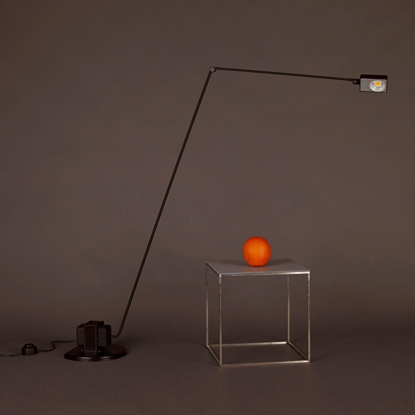 Leuchten & Leuchtmittel Lumina Daphine Schreibtischlampe Schwarz